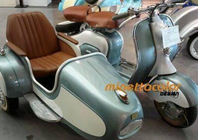 Lambretta Sidecar